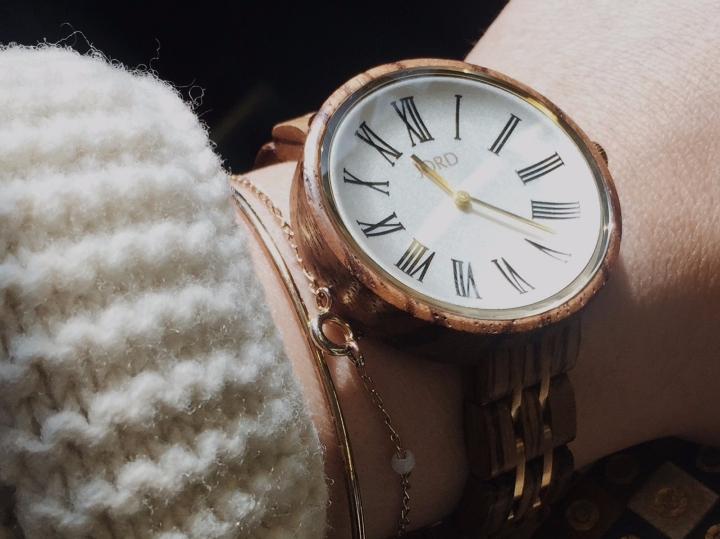 Time to Treat Yourself to a Unique Wood Watch this Spring
